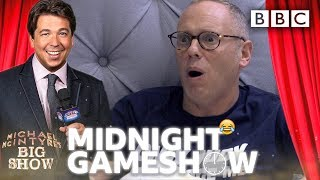 Download Judge Rinder's hilarious Midnight Gameshow! - Michael McIntyre's Big Show - BBC Video