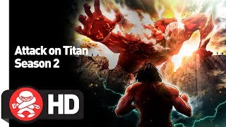 Download Attack on Titan Complete Season 2 - Official Trailer Video
