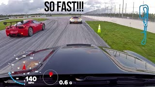 Download First Track Day with my Shelby GT350 Video