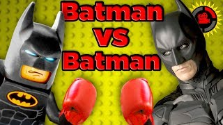 Download Film Theory: LEGO Batman vs DC Batman - Who's The Strongest Batman? Video