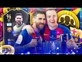 Download FIFA 19: IF 96 MESSI SQUAD BUILDER BATTLE vs TISI SCHUBECH 😂 Video