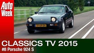Download Classics TV - 08/2015: Porsche 924 S Video