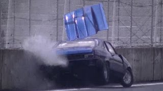 Download Pro Street Chevrolet Nova Wreck Video