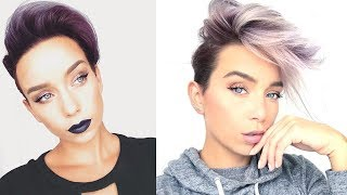Download Top DIY Hairstyles For Short Hair | Amazing Hair Transformations Compilation Video