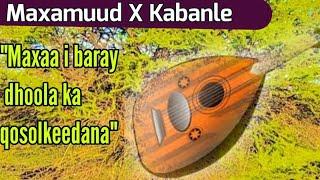 Download MAXAMUUD KABANLE DHINTAYE MAXAY BARAY XULL SARE Video