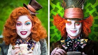 Download Mad Hatter Makeup! | Charisma Star Video