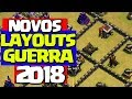 Download NOVOS LAYOUT GUERRA CV9 ANTI PT 2018 CLASH OF CLANS Video
