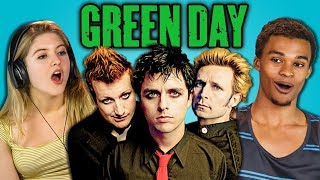 Download TEENS REACT TO GREEN DAY Video