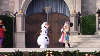 Download Mickey's Royal Friendship Faire with Christmas Finale - The Magic Kingdom, Walt Disney World Video