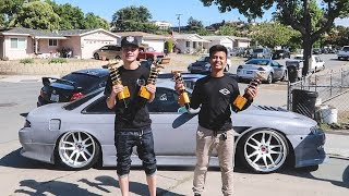 Download E-diots Install PBM Coilovers! Video