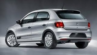 Download Volkswagen Gol Track 2017 HD Video