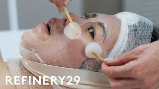 Download I Tried This Insane Bubble Facial | Beauty With Mi | Refinery29 Video