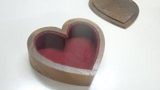 Download Heart-Shaped Bandsaw Boxes Video
