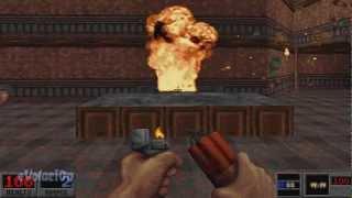 Download Blood: E1M1: Cradle to Grave (PC) (1997) (Monolith Productions) Video