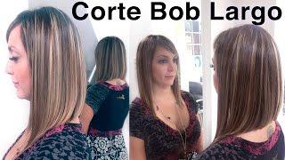 Download Corte de Cabello Estilo Bob Largo RAUL ROA ESTILISTA Video