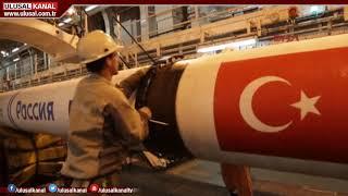 Download TürkAkım doğalgaz boru hattı Türk kıyılarına ulaştı Video