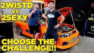 Download 2WISTD VS 2SEXY - Choose The Challenge! Video
