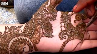 Download Step by Step Latest Mehndi Design For Hand 2017 # 1000+ Video