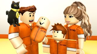 Download MY PRISON FAMILY - Roblox Jailbreak Roleplay Video