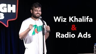 Download Wiz Khalifa & Radio Ads | Stand-up comedy by Devesh Dixit Video