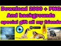 Download Download 2000 + PNG And backgrounds on zip file // my happy birthday special gift all my friends Video