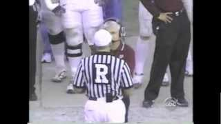 Download Rarest play in NCAA Football (1pt safety) Video