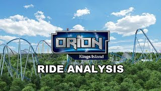 Download Orion - NEW GIGA For 2020 - Ride Analysis (King's Island) Video