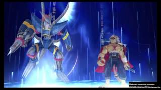 Download Digimon Story Cyber Sleuth DNA Fusion Video