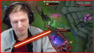 Download HASHINSHIN BECOMES ONE WITH THE FORCE - Best of LoL Streams #320 Video