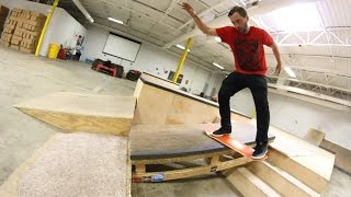 Download EXTREME CARPETBOARDING AT THE SKATEPARK! Video
