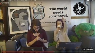 Download NaNoWriMo Virtual Write-In 11/17/16 Video