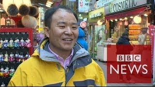 Download Why does this North Korean defector want to return home ? BBC News Video