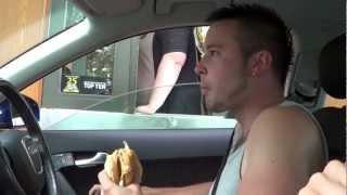 Download Eating in McDonald's Drive Thru! Funny Prank Video