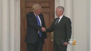 Download Trump Taps Mattis For Defense Secretary Video