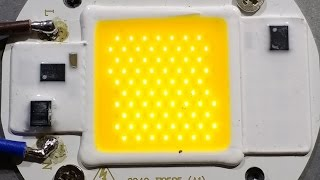 Download Driverless 50W LED teardown and schematic. Video