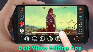 Download Best Free Android Video Editing App - Edit Videos with FilmoraGo |Tutorial Video