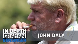 Download John Daly on diet: Cigarettes, candy, 15 sodas Video