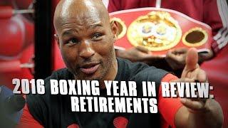 Download Boxing in 2016 Recap: Retirements - Bernard Hopkins, Marcos Maidana, Nick Blackwell Video