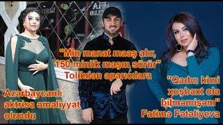 Download Azərbaycanlı aktrisa əməliyyat olundu, ″Qadın kimi xoşbəxt ola bilməmişəm″ - Fatimə Video