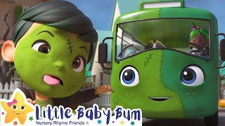 Download Halloween Wheels on the Bus   NEW Little Baby Bum   Baby Songs and Kids Cartoons   Moonbug Kids TV Video