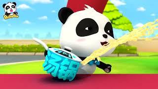 Download Dapur Ajaib Bayi Panda Kiki   Kartun Anak   Bahasa Indonesia   BabyBus Video