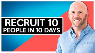 Download How I Recruited 10 People in 10 Days in My Network Marketing Business Video