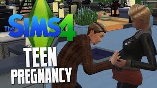 Download The Sims 4 - TEEN PREGNANCY - The Sims 4 Funny Moments #22 Video