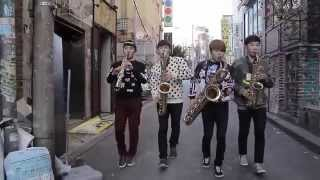 Download SHAKE IT OFF - S.WITH(에스윗) SAXOPHONE QUARTET Video