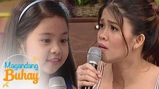 Download Magandang Buhay: Myel exhibits her acting skills Video
