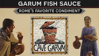 Download Garum, Rome's Favorite Condiment (Ancient Cooking) Video