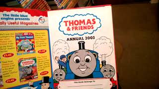 Download The 2003 Thomas and Friends Annual Review Video