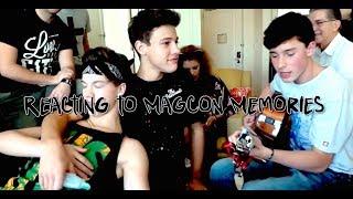 Download REACTING TO MAGCON MEMORIES Video