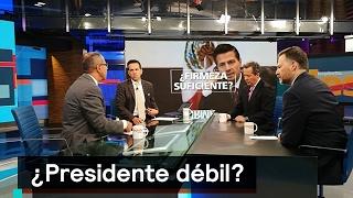 Download ¿EPN es un presidente débil? - Despierta con Loret Video