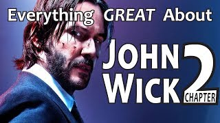 Download Everything GREAT About John Wick Chapter 2! Video
